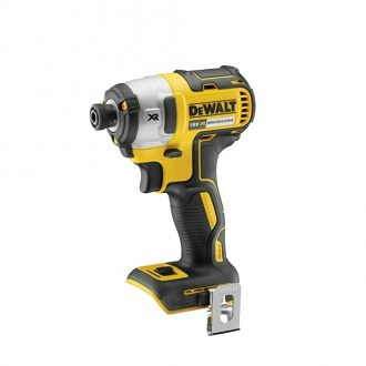 DeWalt DCF887N Cordless Impact Driver Front View Body Only