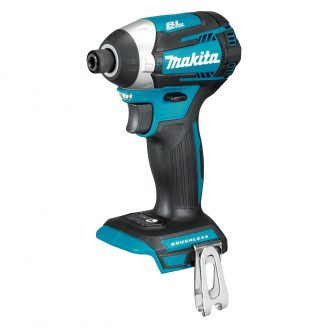 Makita DTD154Z Cordless 18V Impact Driver Body Only Front View