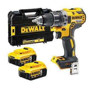 dewalt drill driver dcd791p2 with batts and case