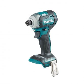 Makita DTD170Z Cordless 18V Impact Driver Front View Body Only