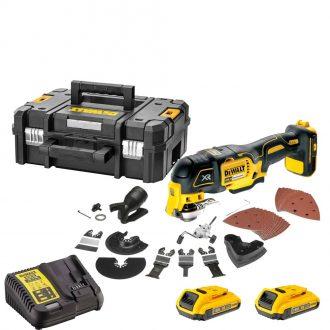 DeWalt DCS355D2 Multi Tool Set