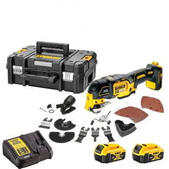 DeWalt DCS355P2 Multi Tool Set
