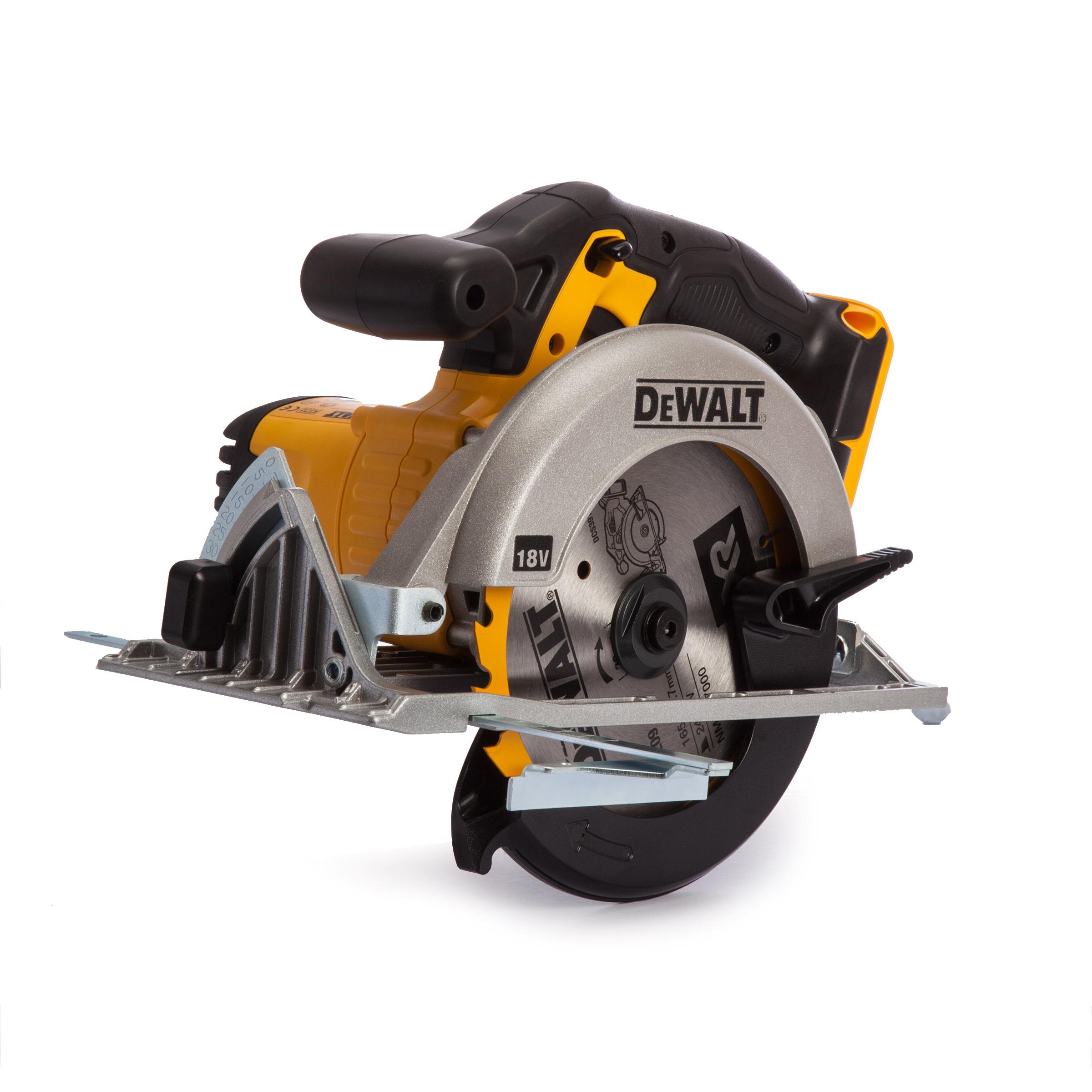 DeWalt 18V XR 165mm Circular Saw - Body Only