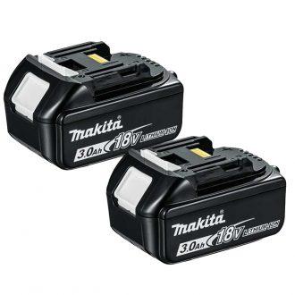 BL1830 Makita 3Ah Battery x 2