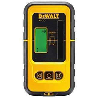 Laser Detector compatible with DW088K and DW089K Line lasers.