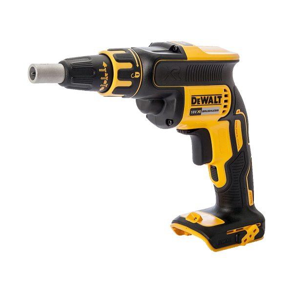 dewalt brushless drywall screwdriver dcf620n