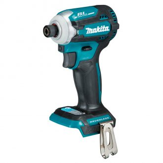 Makita DTD171Z Cordless 18V Impact Driver Body Only Front View