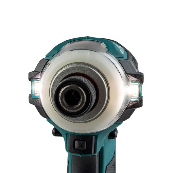 Makita DTD171Z Cordless 18V Impact Driver Body Only Head View