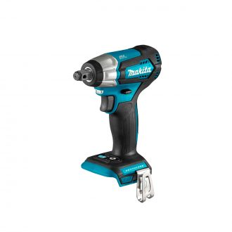Makita DTW181Z 18V Cordless Brushless Impact Wrench Side View Body Only