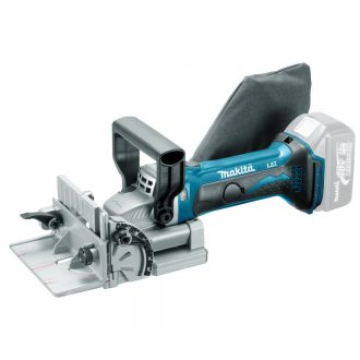 Makita 18V cordless biscuit jointer