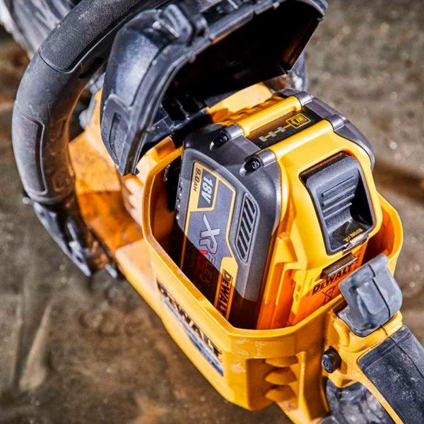 Dewalt 54v brushless cut off saw