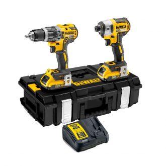 Dewalt DCK266D2 18v XR Brushless Twin Kit