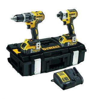 Dewalt DCK266P2 Combi Drill and Impact Driver