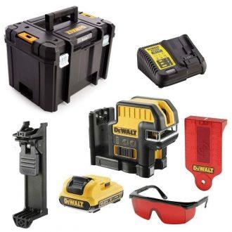 DCE0825D1 Sel LEveling Laser Kit