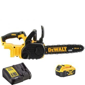 DCM565P1 Brushless Chainsaw Set
