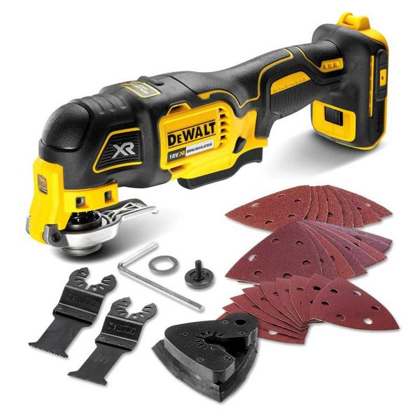 DCS356N Oscillating Tool with Accessories