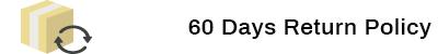 60 days return policy