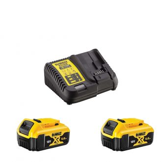 DeWalt DCB115P2 Battery and Charger Pack