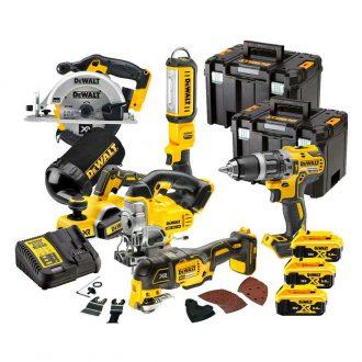 Dewalt DCK665P3T Cordless Power Tool Kit
