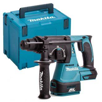 Makita DHR242Z Hammer Drill with MAKPAC4