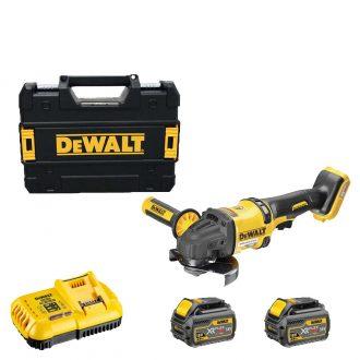 DeWalt DCG418T2 Angle Grinder Set