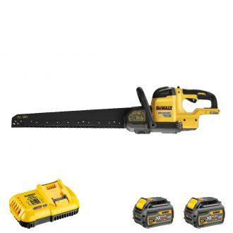 DCS397T2-GB Alligator Saw 6Ah Kit