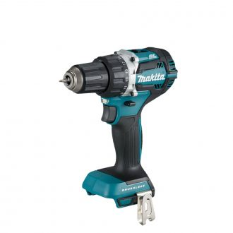 Makita DDF484Z 18V Combi Drill Cordless Driver Body Only Front View