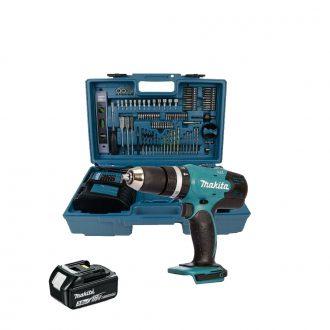 Makita DHP453FX12 Drill Set