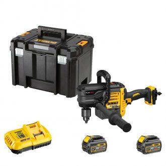 DeWalt DCD460T2 Cordless 54V FlexVolt Joist Drill Set with Case
