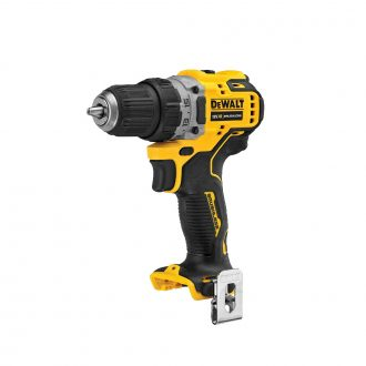 DeWalt DCD701N Cordless 12V Brushless Compact Drill Body Only Front View