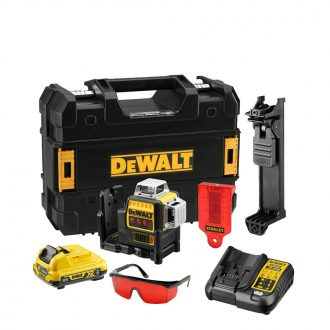DeWalt DCE089D1R Red Beam Laser Level