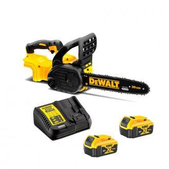 DeWalt DCM565P2 Chainsaw Set