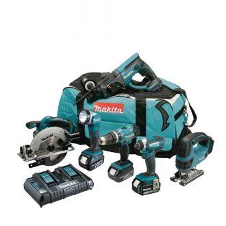 Makita DLX6068PT Cordless Kit