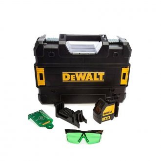DeWalt DW088CG Laser LEvel Set