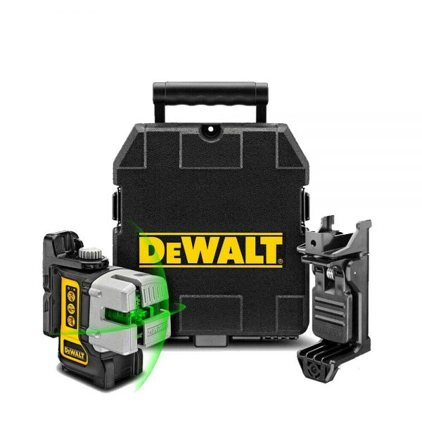 3 line laser level DeWalt DW089CG