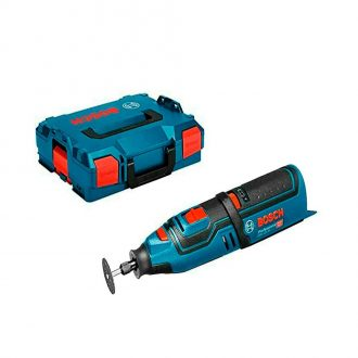 Bosch GRO 12 V-35 Multi Tool and Box