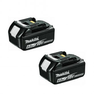 Makita BL1860B/2 Twin Battery Pack