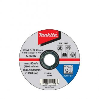 Makita A-85307 Cutting Disc