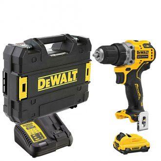 DeWalt DCD701D1 Drill Driver Set