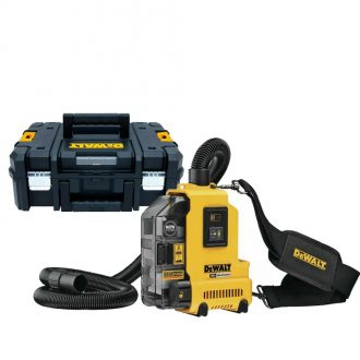 DeWalt DWH161NT Dust Extractor and Case