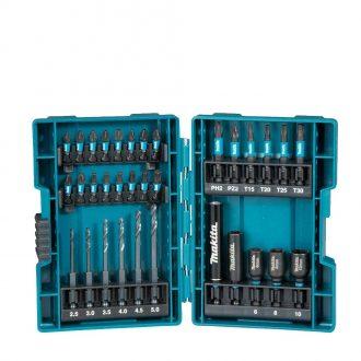 Makita B-66896 Dril Bit Set