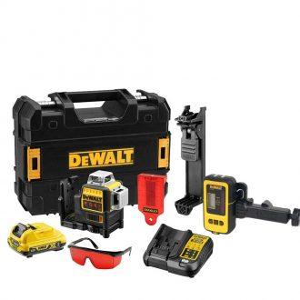 DeWalt DCE089D1R Laser Set & DE0892 Laser Detector