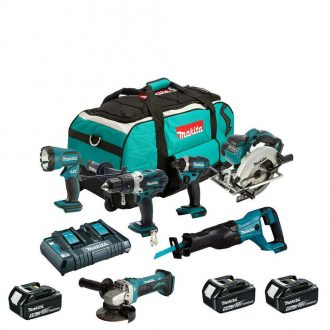 Makita DLX6072PT Cordless Package