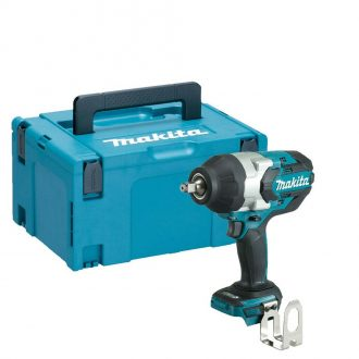 Makita DTW1002ZJ Cordless 18V Impact Wrench Body Only and MAKPAC Type 3