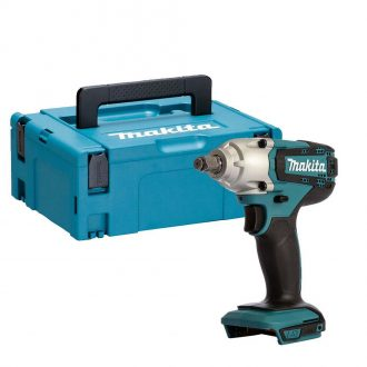 Makita DTW190ZJ Cordless 18V LXT Impact Wrench Body Only & MAKPAC Type 2