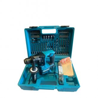 Makita HR166DZ 10.8V CXT Brushless SDS+ Hammer Drill Accessories & Carry Case