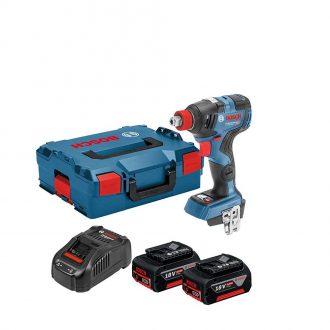 Bosch 0 601 9G4 271 Impact Wrench Set