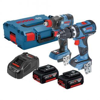 Bosch 0 601 9G4 272 Cordless Twin Pack
