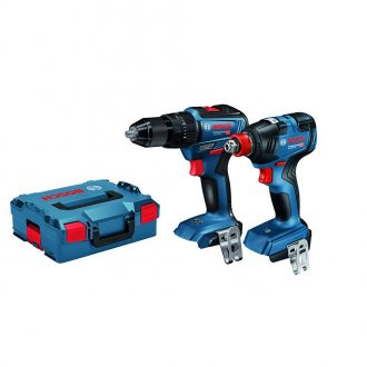Bosch 0 601 9J2 203 Power Tool Twin Pack with Box