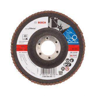 Bosch 2 608 605 450 Flap Disc